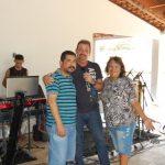 Júlia, Edmar e Roberto