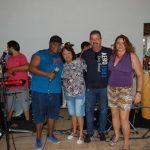 Roberto, Julia e Baiaco