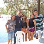 julia, roberto, Francisca, Rogerinho